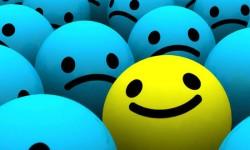 Geluk is deprimerend